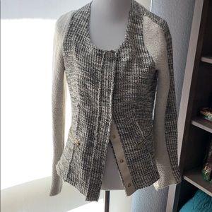 Anthropologie sweater/cardigan